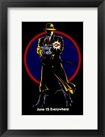 Framed Dick Tracy Juen 15 Everywhere