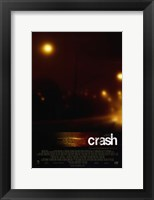 Framed Crash Bright Lights