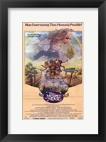 Framed Muppet Movie Miss Piggy