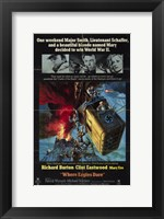 Framed Where Eagles Dare - movie cover