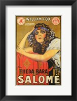 Framed Salome French