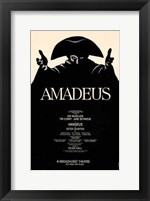 Framed Amadeus (Broadway Play)