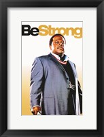 Be Cool - Be Strong Framed Print