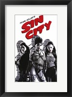 Framed Sin City Bad Girls