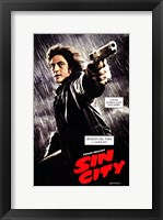 Framed Sin City Benicio del Toro as Jackie Boy
