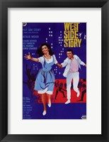 Framed West Side Story Musical Natalie Wood