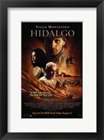 Framed Hidalgo - Movie poster