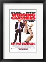 Framed Wedding Crashers - Hide your bridesmaids
