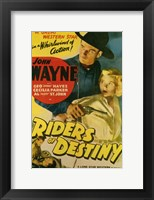 Framed Riders of Destiny