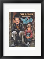 Framed Kid Caricature