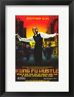 Kung Fu Hustle Brother Sum Framed Print