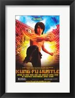 Framed Kung Fu Hustle Sing