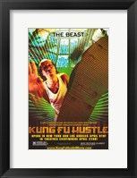 Kung Fu Hustle The Beast Framed Print