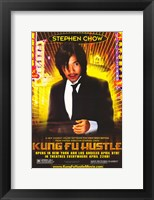 Kung Fu Hustle Stephen Chow Framed Print