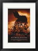 Framed Batman Begins June 17