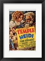 Framed Heidi