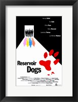 Framed Reservoir Dogs