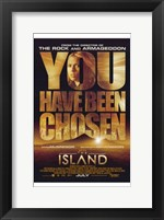 Framed Island - You have been chosen