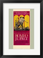 Framed Romeo and Juliet Royal Ballet