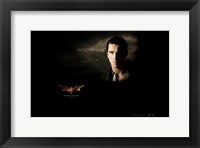 Batman Begins Bruce Wayne Framed Print