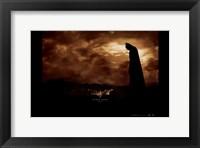 Framed Batman Begins June Horizontal