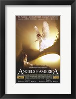 Framed Angels in America