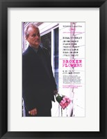 Framed Broken Flowers