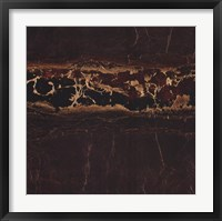 Chocolate Square Framed Print