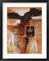 Autumn Melody II Framed Print