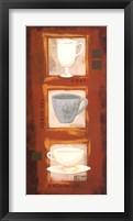 Framed Tea Time
