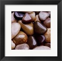 Framed River Rocks