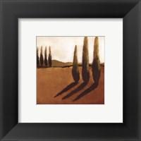 Memories of Tuscany I Framed Print
