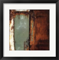 Framed Copper Age I