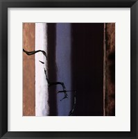 Stripe It Up II Framed Print