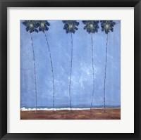 Framed Miami Day