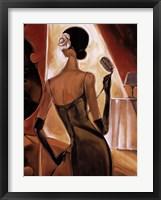 Jazz Samba Framed Print