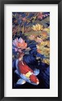Asian Serenity I Framed Print