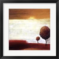 Framed Treetops III