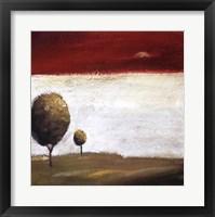 Framed Treetops IV