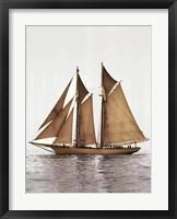 Mystic Journey I Framed Print