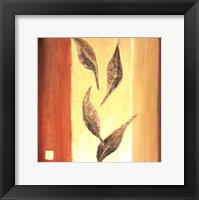 Framed Leaf Innuendo I