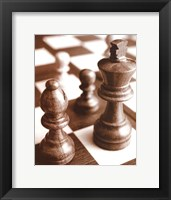 Chess Framed Print