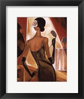 Jazz Samba Framed Print