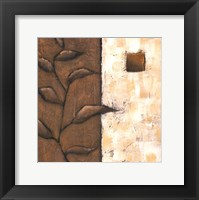Seasons III Framed Print