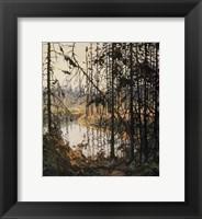 Framed Northern River