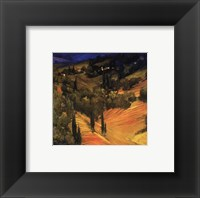 Framed Classic Tuscany