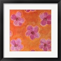 Framed Springtime Blossom