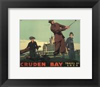 Framed Cruden Bay