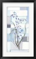 Framed Light Blue II