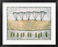 Framed Privet-Hedge